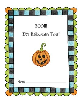 Halloween Activities for your Class!