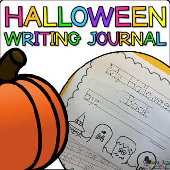 Halloween {Predictable Writing Journal}