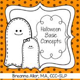 Halloween Basic Concepts