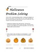 Halloween Problem Solving: Critical Thinking Aligned to th
