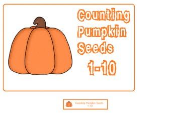 Halloween Pumpkin File Folder