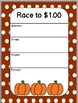 Halloween Race to $1.00 (includes modified versions)