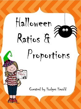 Halloween Rates and Proportions