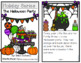 Halloween Reader: Holiday Series- The Halloween Party  {Tr