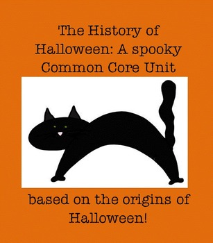 Halloween Reading Informational Text Mini- Unit