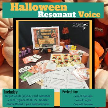Halloween Resonant Voice