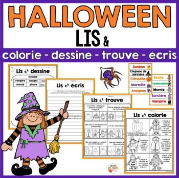Halloween - Lire et Plaisir - Ressource en français - Fren