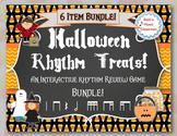 Halloween Rhythm Treats! Interactive Rhythm Game - 6 ITEM BUNDLE