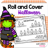 Halloween Roll and Cover Dice Games