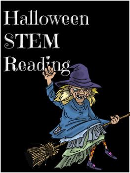 Halloween STEM Reading Lesson