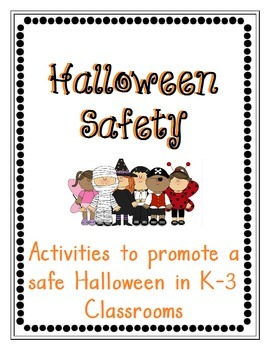 Halloween Safety Activities