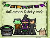 Halloween Safety Book