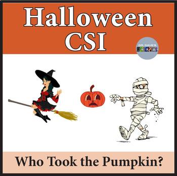 Halloween Science Chromatography