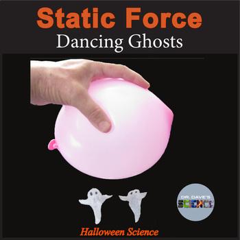 Halloween Science Ghost Dancers