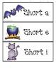Halloween - Short Vowel Sort - Common Core