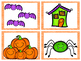 Halloween Singular Plural Pocket Chart Sort