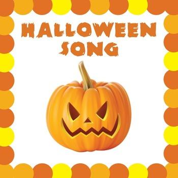 Celebrate Halloween - MP3 Song w/ Lyrics and Activity
