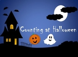 Halloween - Sorting, Counting, Recording and Graphing