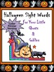 Halloween Spelling & Words Bundle