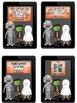 Halloween Stories iPad QR Codes & Hyperlinks~Scan OR Click