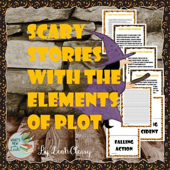 Halloween Stories using the Elements of Plot
