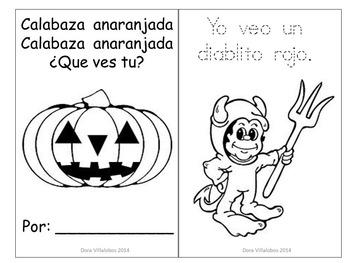 Halloween Student Book