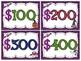 Halloween Subtraction (3 Digit Numbers) Task Cards