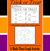 Trick or Treat - 15 Systems of Linear Equations & Coordina