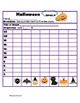 Graphing-Tally Charts, Graphs and Problem Solving Halloween Theme