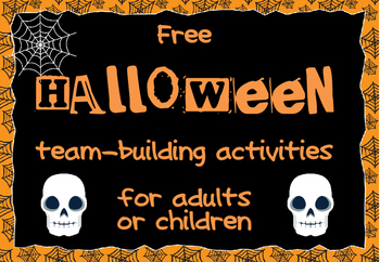 Halloween Team-Building Activities