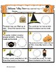 Halloween Telling Time Practice Sheets