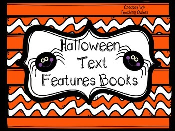 Halloween Text Features