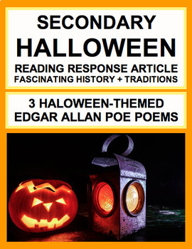 Halloween: The True Story (NF text & Poetry)
