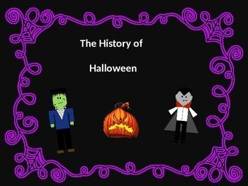 Halloween- The history of halloween