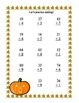 Halloween Themed Math Review -Addition and Subtraction Wit