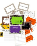 Halloween Themed Nouns Pack