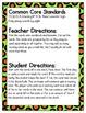 Halloween Treats Sight Words! Third Grade List Pack