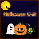 Halloween Unit Pumpkins Spiders Math Literacy
