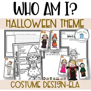 Halloween - Who am I?