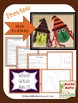 Halloween Witch Glyph-A Math Craftivity