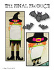 Halloween Witch Project and Writing Activity
