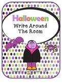 Halloween - Write Around the Room