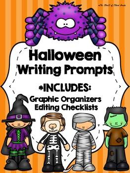 Halloween Writing #1
