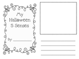 Halloween Writing - 5 Senses