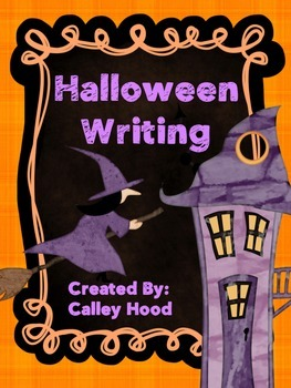 Halloween Writing Prompt