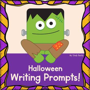 Halloween Writing Prompts (First Grade)