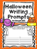 Halloween Writing Prompts: Printable Common Core Writing P