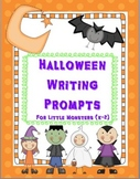 Halloween Writing Prompts for Little Monsters