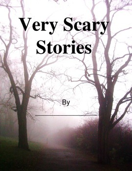 Halloween Writing - Very Scary Stories