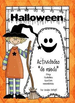 """Halloween: Actividades """"de miedo"""""""